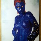 Mystique with Wolverine Claws Marvel Comic Poster by Joe Jusko