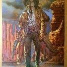 Preacher Saint of Killers Vertigo Comic Poster by Glenn Fabry