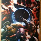 Earth X Marvel Comic Poster by Alex Ross