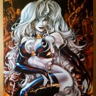 Lady Death Chaos Comics Poster by Ivan Reis