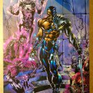 Blade Marvel Comics Poster by Bart Sears