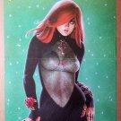 Dawn Genesis Sirius Comics Poster by J Michael Linsner