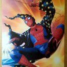 Spider-Man Wizard Marvel Comics Poster by Alex Ross