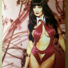Vampirella Photo Harris Comics Poster