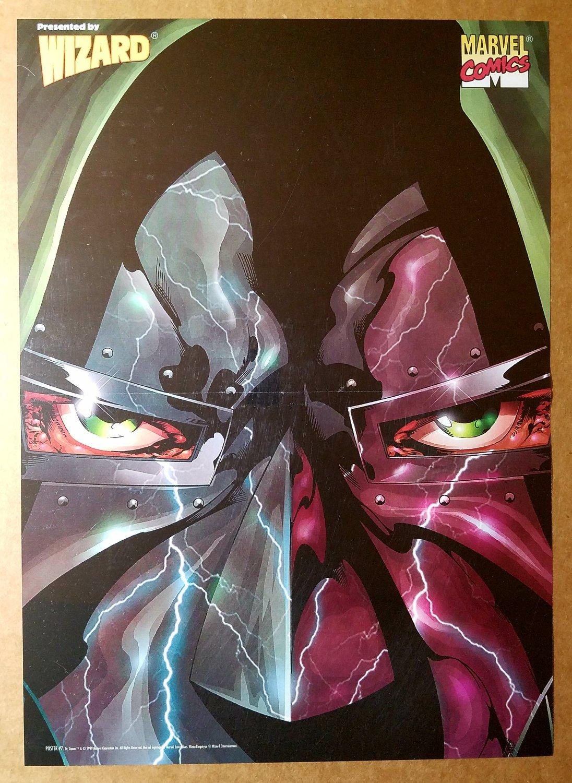 Dr Doom Fantastic Four Marvel Comics Poster by Mike McKone