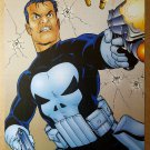 The Punisher Marvel Comic Poster by Steve Dillon