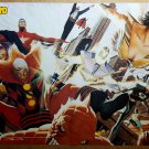 Astro City Homage Comics Poster by Alex Ross