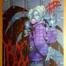 Buffy The Vampire Slayer Dark Horse Comics Poster by Chris Bachalo
