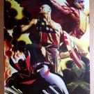 Earth X Marvel Comics Poster by Alex Ross