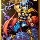 Thor Avengers Marvel Comics Poster by John Romita Jr