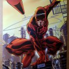 Daredevil Marvel Comics Poster by Joe Quesada