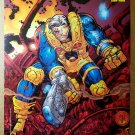 Cable Marvel Comics Poster by Jose Landron