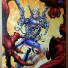 Divine Right WildStorm Comics Poster by Jim Lee