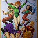 Gen13 Image WildStorm Comics Poster by Gary Frank