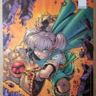 Gully Cliffhanger Comics Poster by Joe Madureira