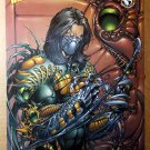 The Darkness Top Cow Comic Poster by Joe Benitez