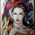 Aria Avalon Studios Comic Poster by Jay Anacleto