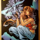 Witchblade Top Cow Comic Poster by Randy Green