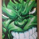 Avengers Hulk Marvel Comics Poster by Andy Kubert