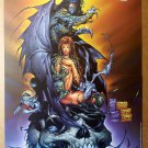 Witchblade Darkness Top Cow Comic Poster by Michael Turner Marc Silvestri
