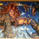 Witchblade Top Cow Comics Poster by Michael Turner