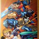 Danger Girl Battle Chasers Crimson Image Comics Poster by Joe Madureira