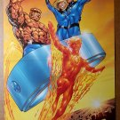Fantastic Four Marvel Comics Poster by Alan Davis