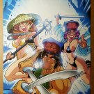 Gen13 WildStorm Comic Poster by Adam Warren