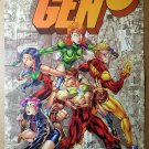 Gen13 WildStorm Comic Poster by J Scott Campbell