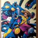 Maggott Dr Reyes Marvel Comics Poster by Joe Madureira