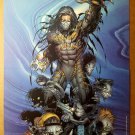 The Darkness Top Cow Comics Poster by Marc Silvestri