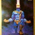 Cyclops X-Men Fleer Ultra Marvel Comics Poster by Mark Sasso