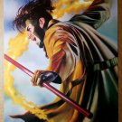 Gambit Marvel Masterpieces Comic Poster by Julie Bell