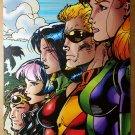 Gen13 WildStorm Comics Poster by Jim Lee
