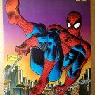 Spider-Man Marvel Comics Poster by John Romita