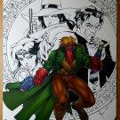 Wildcats Grifter WildStorm Comics Poster by Mat Broome