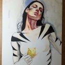 White Tiger Angela Del Toro Daredevil Marvel Comics Poster by David Mack