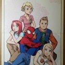 Spider Man Mary Jane by Takeshi Miyazawa Poster