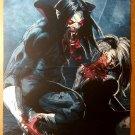 Morbius Vampire Marvel Comics Poster by Kev Walker