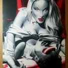 X-Men 529 Vampire Emma Frost Cyclops Marvel Comic Poster by Mike Mayhew
