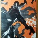 Blade Vampire Hunter 6 Marvel Comics Poster by Marko Djurdjevic