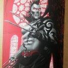 Daken Dark Wolverine 2 Marvel Comics Poster by Mike Mayhew