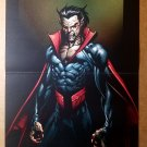Ultimate Spider-Man 95 Morbius Marvel Comics Poster by Mark Bagley