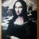Vampire Mona Lisa Marvel Comics Poster by Mike Mayhew