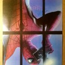 Amazing Spider-Man window with Camera Marvel Comics Poster by Alex Ross