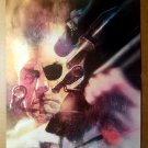 Avengers Nick Fury Marvel Comics Poster by Bill Sienkiewicz