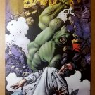 Hulk Bruce Banner Startling Stories Marvel Comics Poster by Richard Corben