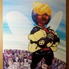 Angel Salvadore Marvel Comics Poster by Frank Quitely