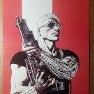 Cable Nathan Christopher Charles Summers Marvel Comics Poster by Igor Kordey