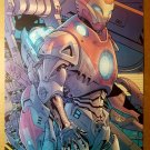 Ultimates Iron Man Marvel Comics Poster by Brian Hitch